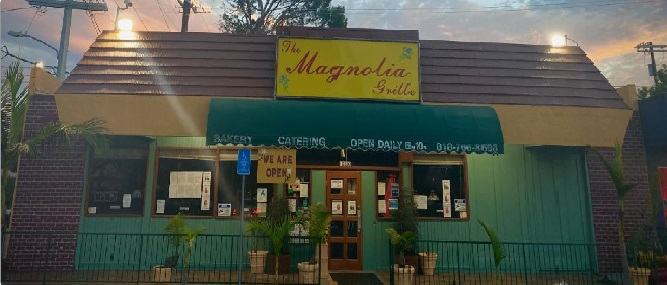 Welcome to The Magnolia Grille!